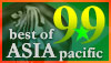 THE BEST OF ASIA AND THE PACIFIC HALL OF FAME AWARD  FOR CHAN ROBLES VIRTUAL LAW LIBRARY