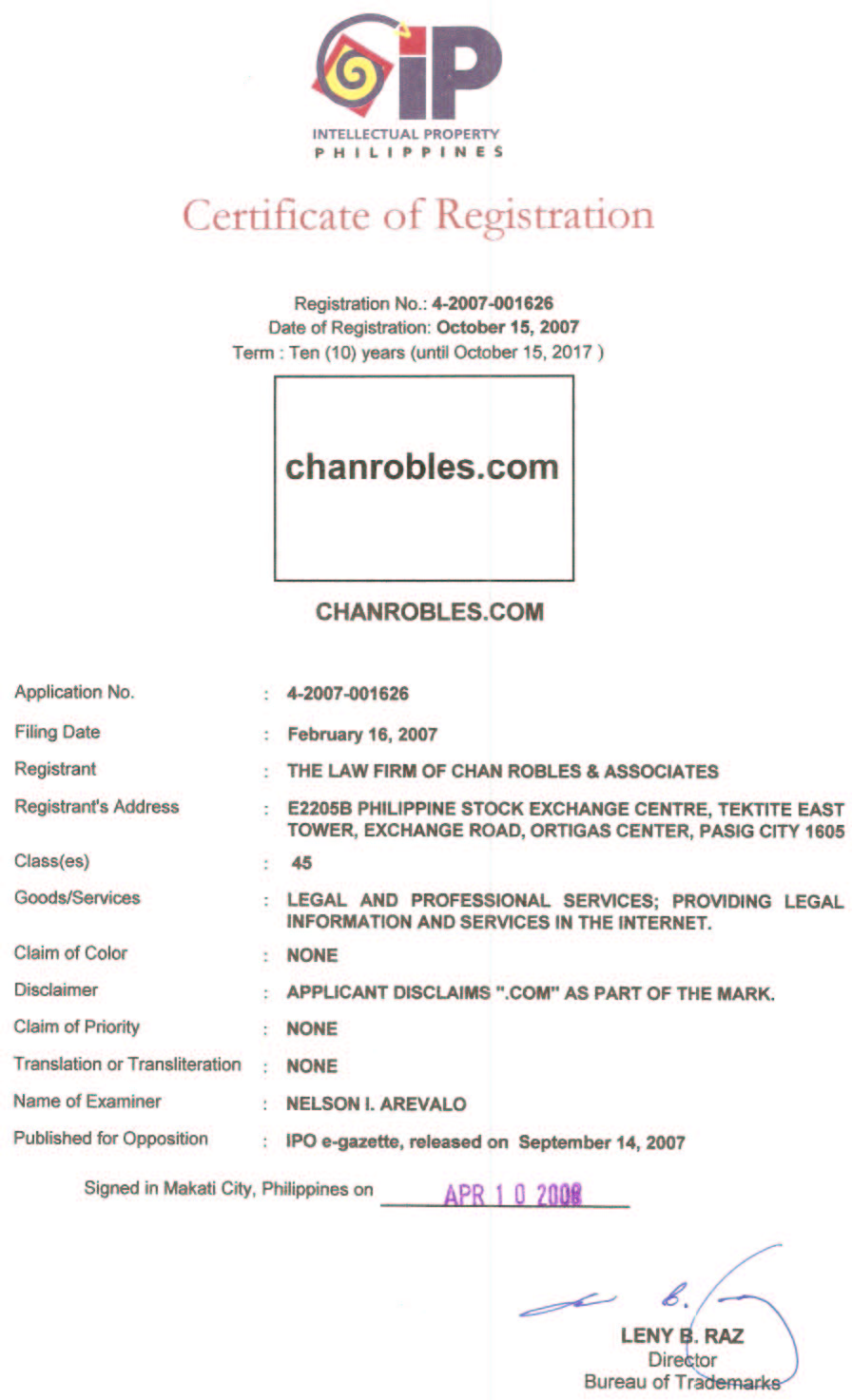 a chanrobles virtual law library excerpt Compilations of philippine laws, statutes and codes - full-texts : chanrobles & associates , full service law firm in the philippines with worldwide affiliates.